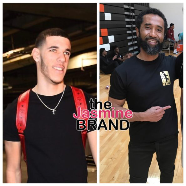 fada3914df48 Lonzo Ball Files Lawsuit Against Big Baller Brand Co-Founder For  Embezzlement