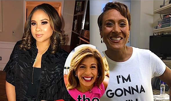 Robin Roberts, Angela Yee & Hoda Kotb Among Winners For Gracie Awards