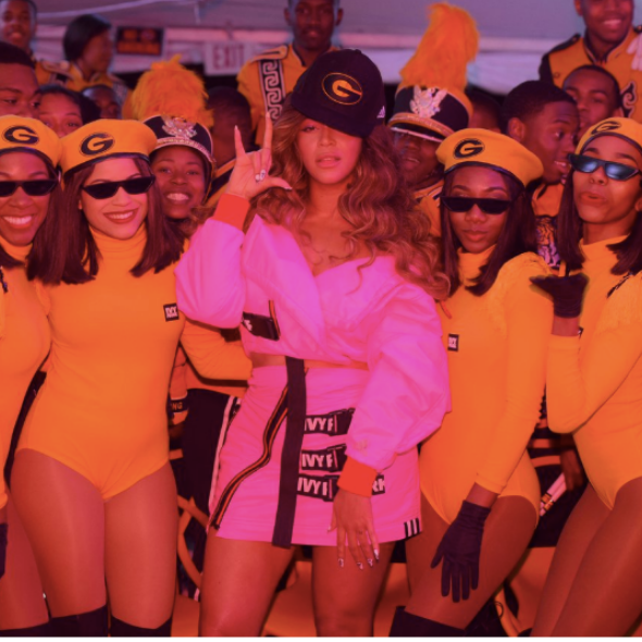 Beyonce Salutes HBCUs W/ Private Event Featuring Grambling State University