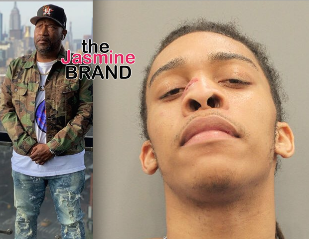 Bun B – Mugshot Released Of Man Accused of Breaking Into Rapper's Home & Holding Wife At Gunpoint