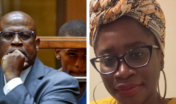 Christopher Darden's Daughter Receiving Backlash About Her Dad Representing Nipsey Hussle's Alleged Killer Eric Holder – I Have NO Say In The Cases He Takes On!