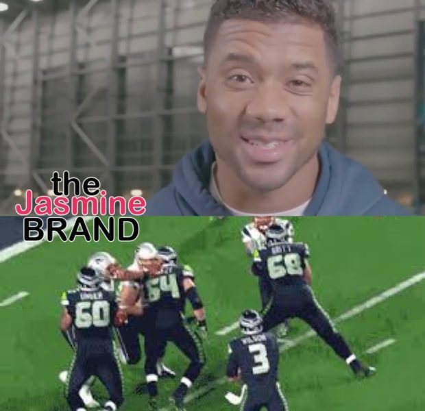 Russell Wilson Gifts Seattle Seahawks Offensive Line w/ 12k In Amazon Stock