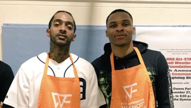 Russell Westbrook Dedicates NBA's 2nd 20-20-20 Night To Nipsey Hussle: That Wasn't For Me, It Was For My Bro