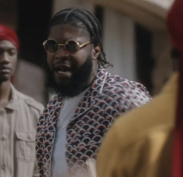 BIG K.R.I.T. Releases Powerful Blackness Inspired Visuals For 'Energy'
