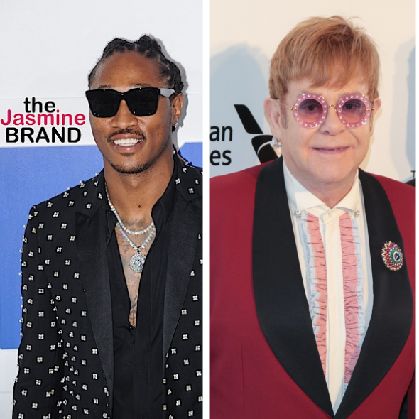 Future Hints At New Music W/ Elton John 'Love Is Love' [Photo]