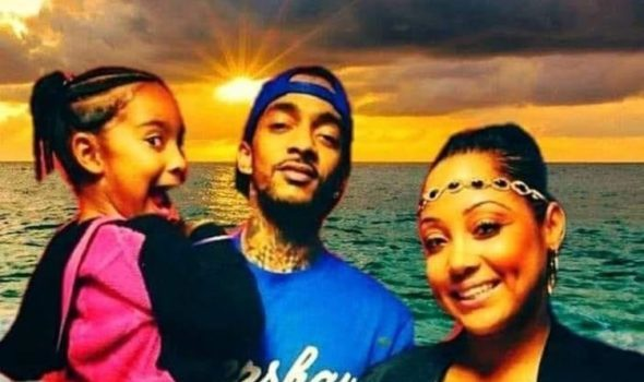 Mother Of Nipsey Hussle's Oldest Child Posts Sweet Message: I Love You So Much