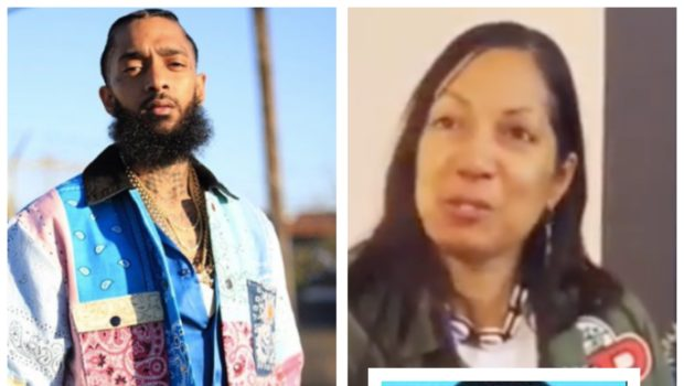Nipsey Hussle's Mom Says His Spirit Chased Eric Holder After Being Shot