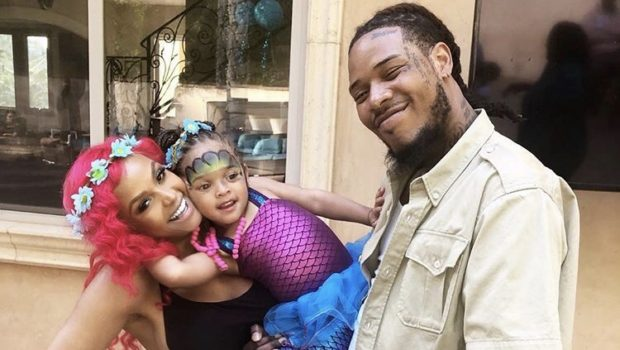 Fetty Wap & Masika Kalysha Celebrate Daughter's 3rd Birthday With Mermaid Party
