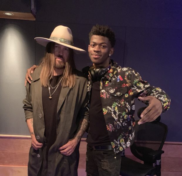 "Billy Ray Cyrus Hops On Lil Nas X's ""Old Town Road (Remix)"" After Song Was Pulled From Billboard Charts"
