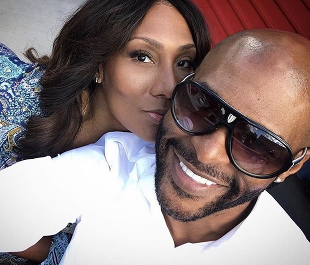 Towanda Braxton's Mystery Man Revealed