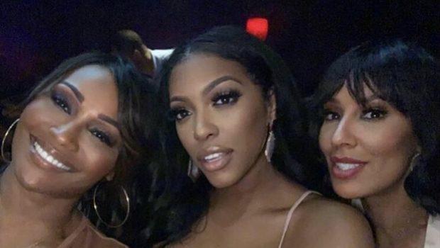 RHOA's Porsha Williams, Cynthia Bailey & Tanya Sam Have Formed Their Own 'Clique'
