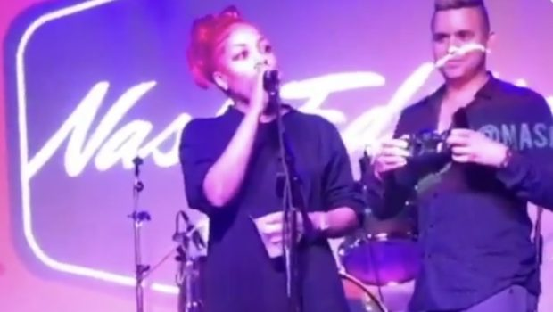 K. Michelle Says She's The Next Taylor Swift While Announcing At Open Mic: I Sing Better Than Any White Motherf**king Country Singer In Nashville