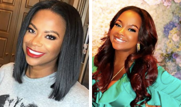 Kandi Burruss Will Leave 'RHOA' If Phaedra Parks Returns