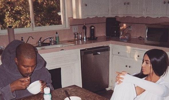 Kim Kardashian Admits She Can't 'Babysit' Kanye West [VIDEO]