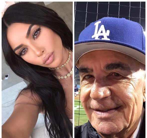 Kim Kardashian – Robert Shapiro, Who Worked Alongside Her Dad On O.J. Simpson Trial, Offers Her A Future Job At His Law Firm