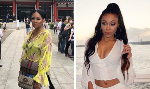 Marlo Hampton Hints Shamari Devoe Was Fired From Real Housewives of Atlanta [VIDEO]