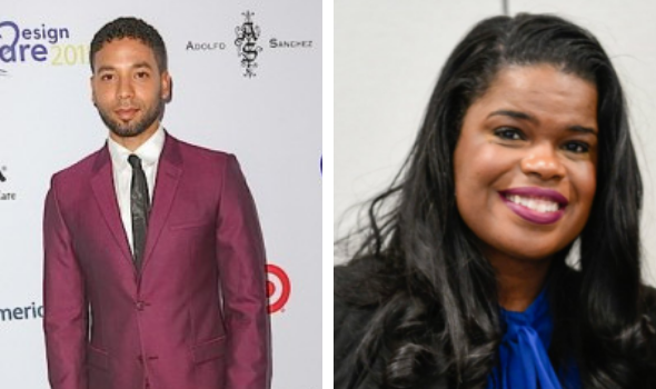 Jussie Smollett — Prosecutor Kim Foxx Called Actor A 'Washed Up Celeb Who Lied To Cops' In Text Messages, Complained Charges Were Too Harsh