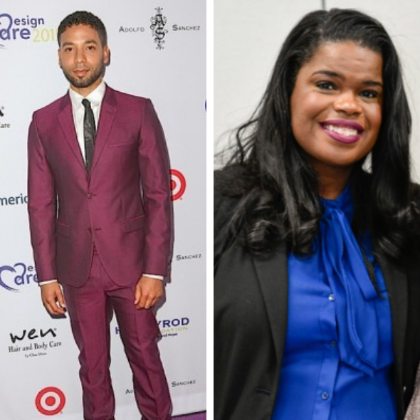Jussie Smollett — 2 State's Attorney Deputies Resign Amid Kim Foxx Scandal