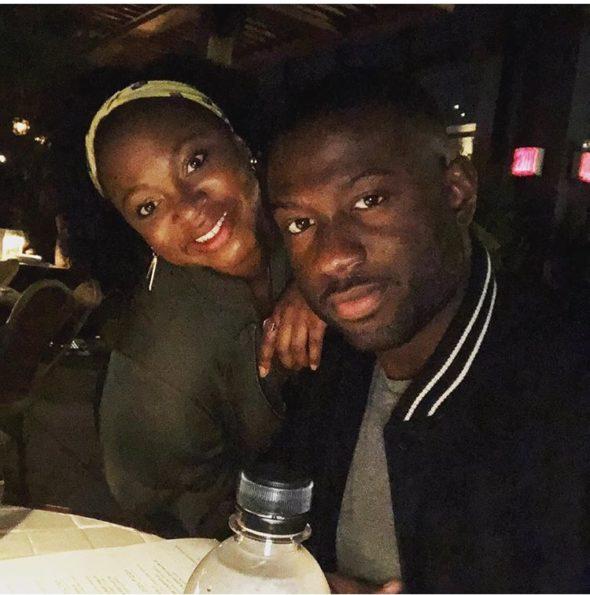"Naturi Naughton Dating Ex ""Power"" Star Sinqua Walls?"
