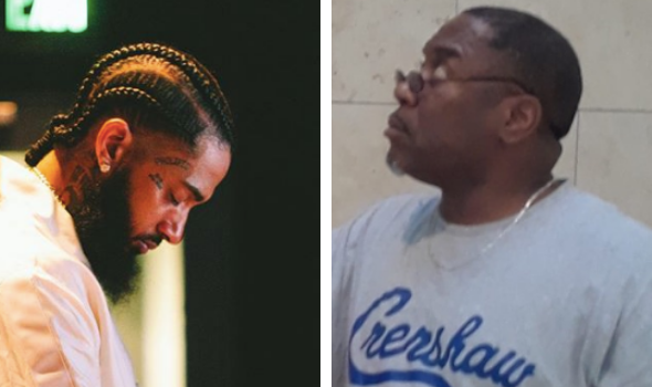 Case Against Kerry Lathan, Man Shot W/ Nipsey Hussle, Dropped