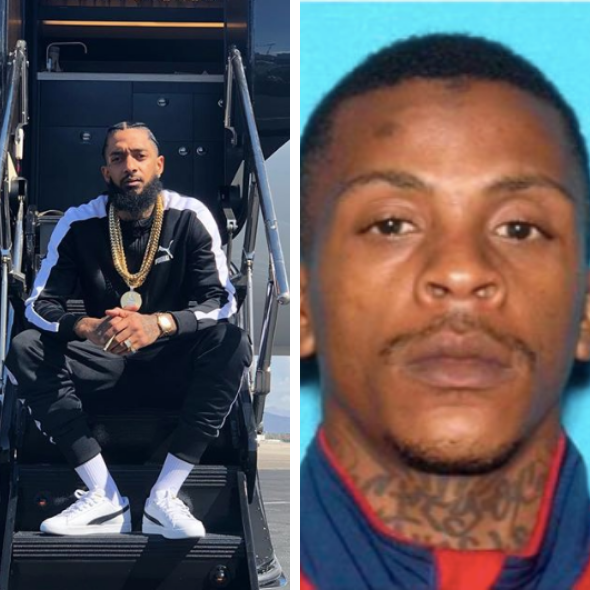 UPDATE: Nipsey Hussle Shook Hands W/ His Alleged Murderer Just Before His Death, Suspect Charged W/ Murder