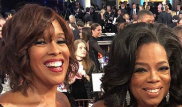 Oprah Reveals One Of The Nicest Things Gayle King Has Ever Done For Her