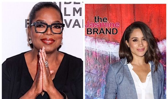 Oprah Defends Meghan Markle – She's Being Portrayed Unfairly [VIDEO]