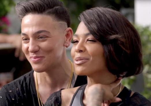 Love & Hip Hop's Moniece Slaughter Reconciles W/ Ex AD Diggs?[VIDEO]
