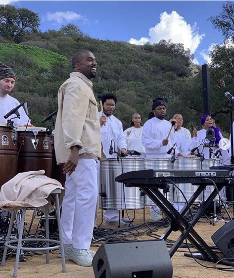 Kanye Bringing His Sunday Church Service To Coachella On Easter [VIDEO]