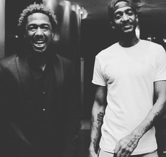 Nick Cannon Reveals Plan To Continue Nipsey Hussle's Legacy, Will Finish Late Rapper's Documentary