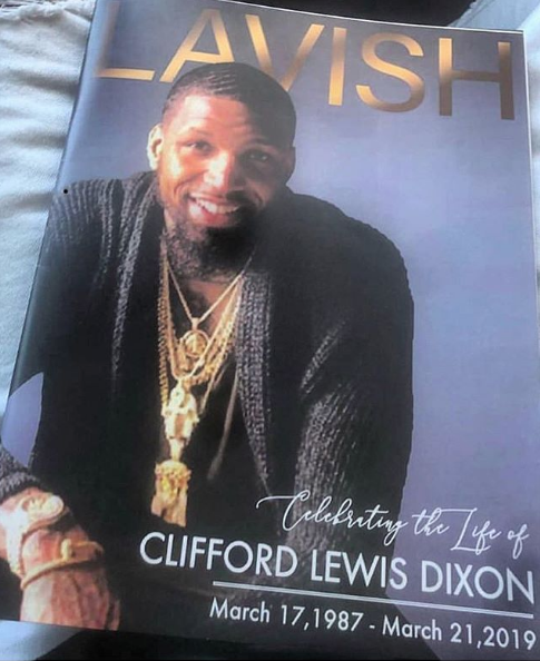 Cliff Dixon Laid To Rest, NBA's Kevin Durant Breaks His Silence On His Tragic Death [VIDEO]