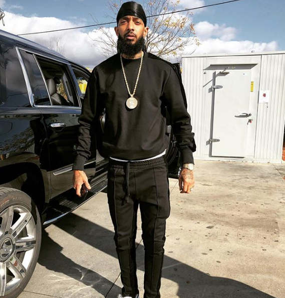 Nipsey Hussle – LAPD Says There Was An Attempted Murder During Rapper's Vigil