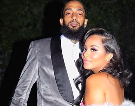 """Lauren London Says """"I'm Going To Keep My Head High & Always Represent For My King"""", As She Remembers Nipsey Hussle"""