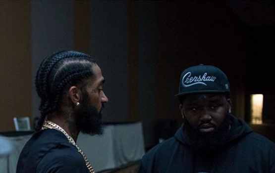 Nipsey Hussle's Bodyguard Is Retiring, Shares Sentimental Message