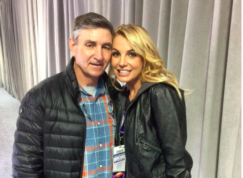 Britney Spears' Dad, Jamie Spears, Officially Suspended From Her Conservatorship After 13 Years