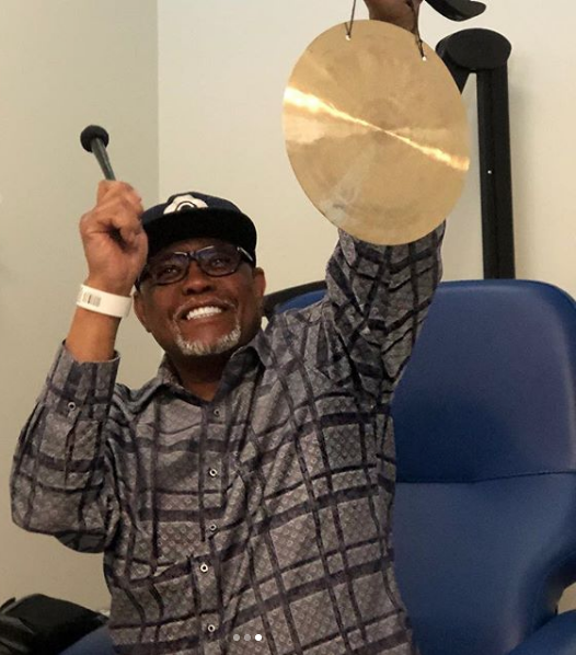NeNe Leakes' Husband Completes Chemotherapy! [VIDEO]