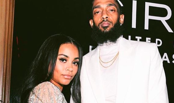 Lauren London Shares Text She Sent Nipsey Hussle