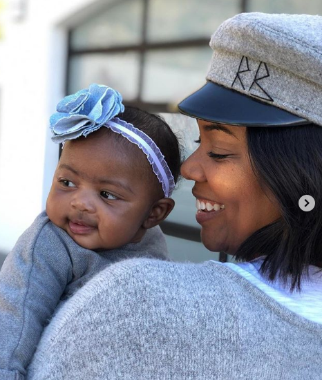 Gabrielle Union Explains Supporting 11-Year-Old Son At Gay