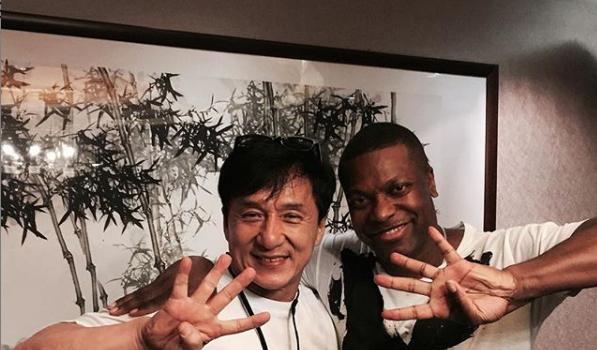 "Chris Tucker & Jackie Chan Hint At ""Rush Hour 4"""