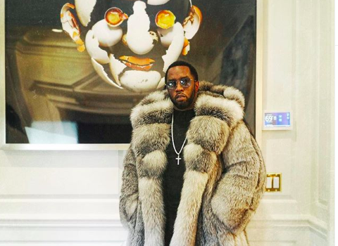 Diddy Cried For Three & A Half Hours: I Ain't Gonna Lie, I've Been Holding Some Sh*t In [VIDEO]