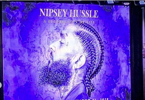 Nipsey Hussle Laid to Rest: Stevie Wonder & Anthony Hamilton Perform, Lauren London Gives Emotional Tribute + Beyonce, Jay Z & Meek Mill Attend [Photos]