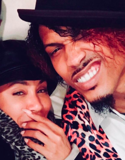 August Alsina Denies Song Is About Rumored Romance W/ Jada Pinkett Smith