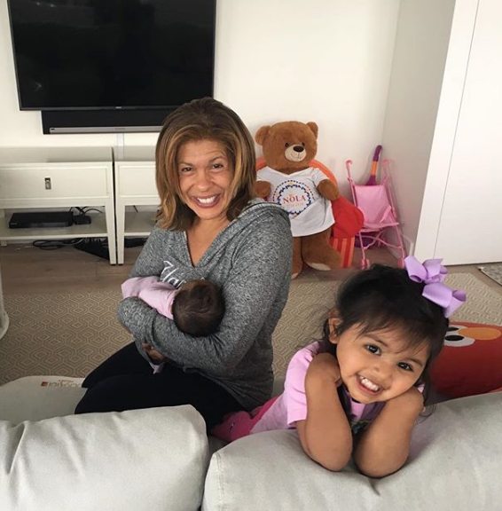 Hoda Kotb Is A Mom Again, Adopts Another Baby Girl! [Photo]
