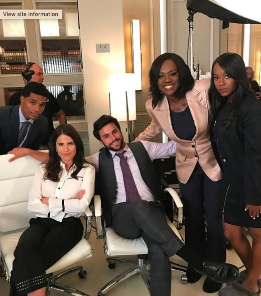 'How To Get Away With Murder' To End After Upcoming 6th Season