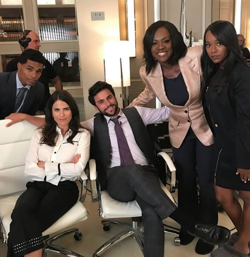 'How To Get Away With Murder' Female Crew Member Sues For Sexual Discrimination, Says She Was Called A 'B****' & C**t On Set