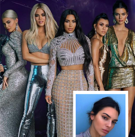 "Kendall Jenner Admits Feeling The LEAST Sexy Of Her Sisters: ""Am I Supposed To Be Sexy Like Them?"""