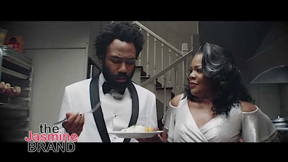 Donald Glover Teams Up W/ Mo'Nique For Hilarious Adidas Ads [VIDEO]