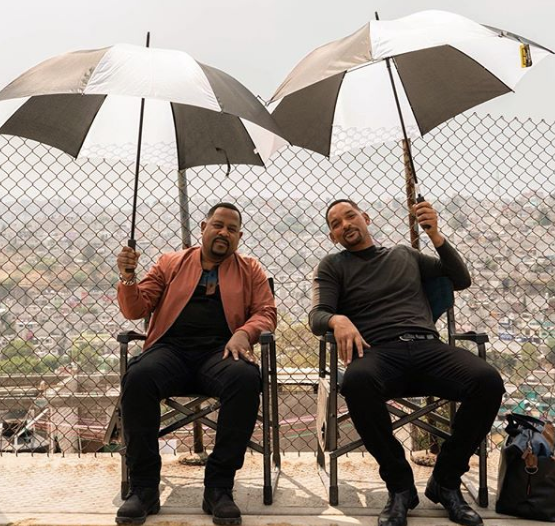 "Will Smith & Martin Lawrence Have Wrapped Filming ""Bad Boys For Life"" Movie [Photos]"