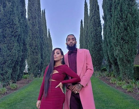 Lauren London's Latest Heartbreaking Message To Nipsey Hussle