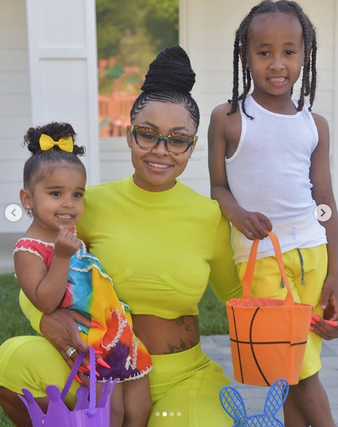 Blac Chyna Says Kids Dream Kardashian & King Cairo Have 'Unbreakable Bond'